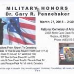Penebaker_military honors